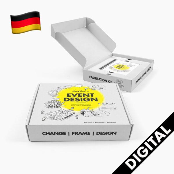 Digitale Version Event Design Facilitation Kit ℠ DEUTSCHE AUSGABE