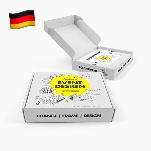 German EVENT DESIGN FACILITATION KIT ℠