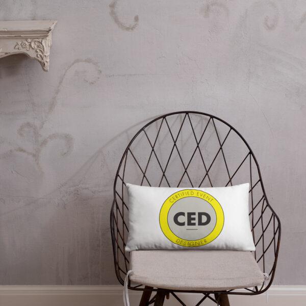 CED Pillow
