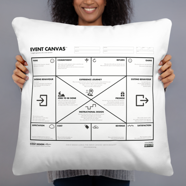 EDC Mastermind Pillow