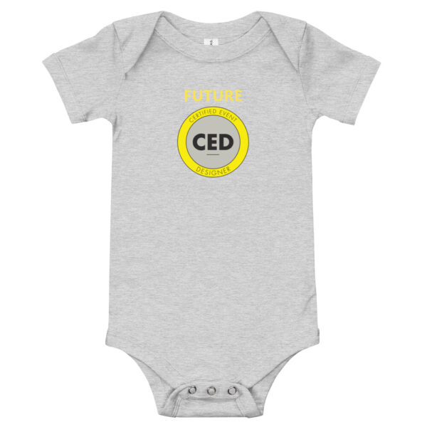 Future CED - Baby short sleeve one piece