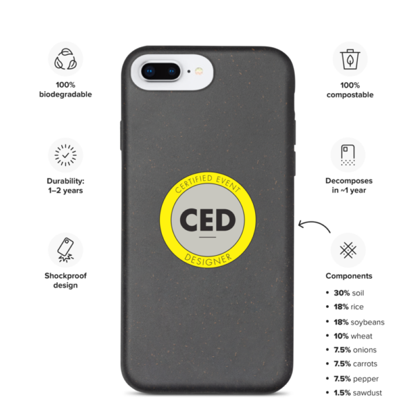 CED Biodegradable Phone Case