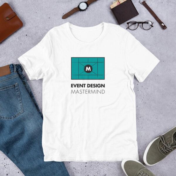 EDC Mastermind 2020 Short-Sleeve Unisex T-Shirt
