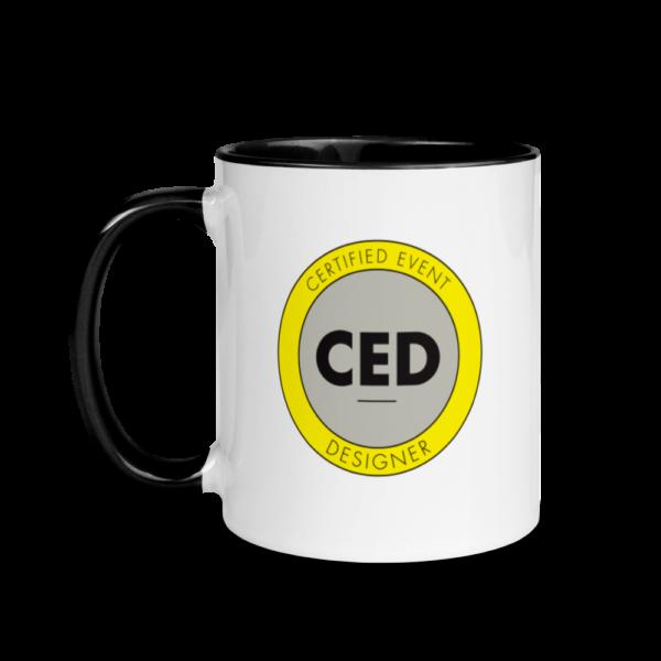 CED and #EventCanvas Mug